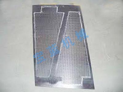 水泥机械筛板