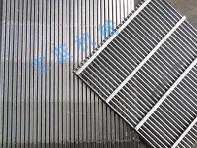 江门条缝筛板